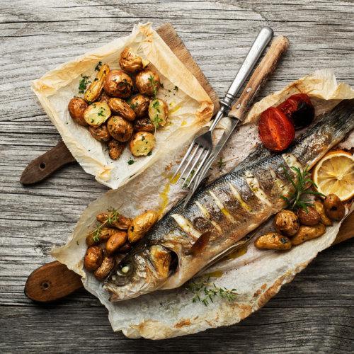 Online Kochkurs: Fisch